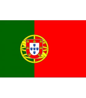 BORDADO BANDERA PORTUGAL