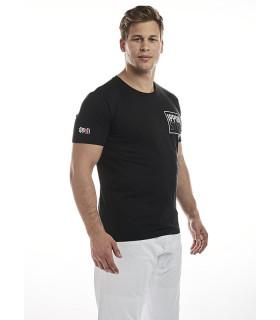 Camiseta Ippon Style Negra