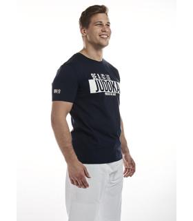 Camiseta Be A Judoka Azul Marino