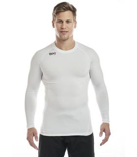 Longo Compressão Branca Shirt Ippon Gear