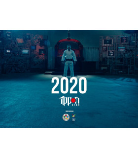Calendario 2020 Judo Ippon Shop